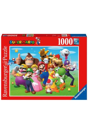 Nintendo Jigsaw Puzzle Super Mario (1000 pieces)