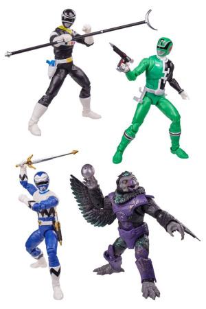 Power Rangers Lightning Collection Action Figures 15 cm 2021 Wave 3 Assortment (8 stk.)