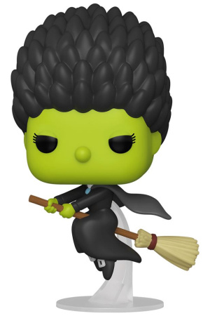 Simpsons POP! Animation Vinyl Figure Witch Marge 9 cm