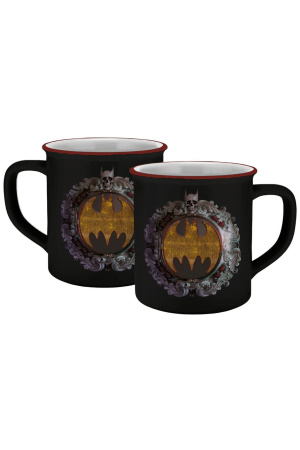 Batman Mug Crest