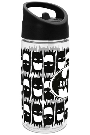 Batman Water Bottle Kids