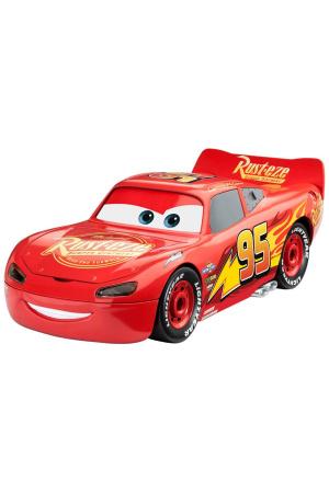 Cars Junior Kit Model Kit with Sound & Light Up 1/20 Lightning McQueen
