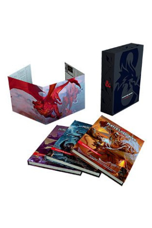 Dungeons & Dragons RPG Core Rulebooks Gift Set english