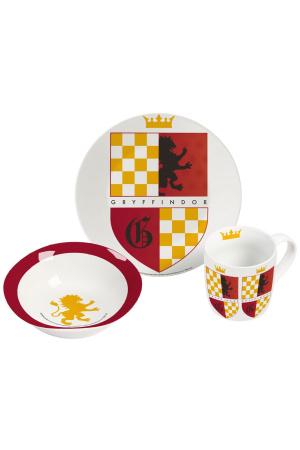 Harry Potter Breakfast Set Gryffindor