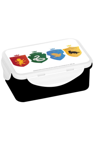 Harry Potter Lunch Box Coats of Arms