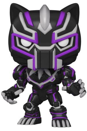 Marvel Mech POP! Vinyl Figure Black Panther 9 cm