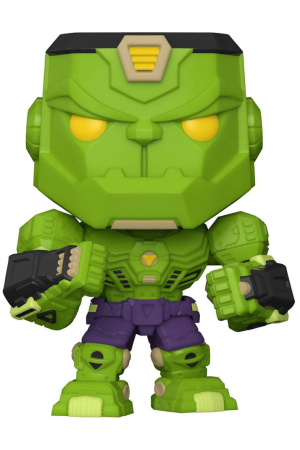 Marvel Mech POP! Vinyl Figure Hulk 9 cm