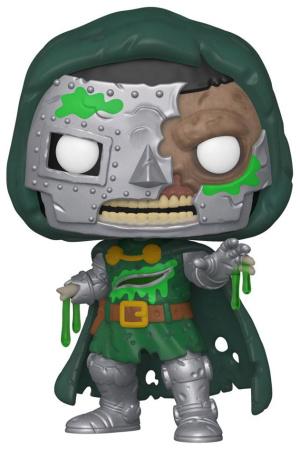 Marvel POP! Vinyl Figure Zombie Dr. Doom 9 cm