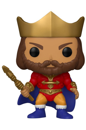 Masters of the Universe POP! Animation Vinyl Figure King Randor 9 cm