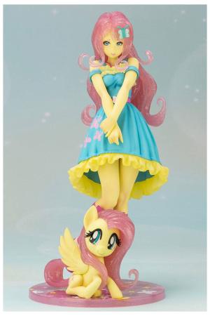 My Little Pony Bishoujo PVC Statue 1/7 Fluttershy Limited Edition 22 cm