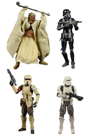 Star Wars Black Series Archive Action Figures 15 cm 2021 50th Anniversary Wave 2 Assortment (8)