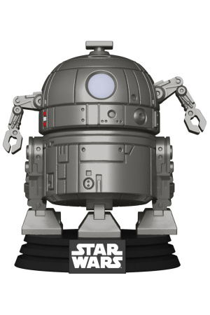 Star Wars Concept POP! Star Wars Vinyl Figure R2-D2 9 cm