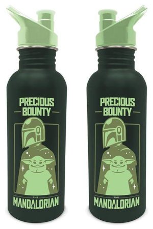 Star Wars The Mandalorian Drink Bottle Precious Bounty