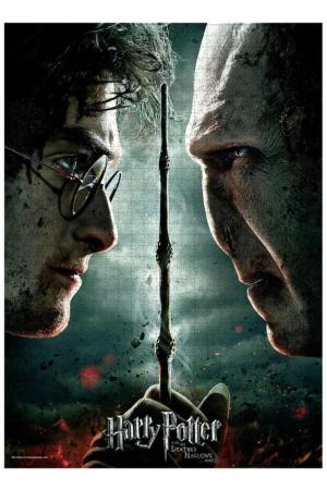 Harry Potter Jigsaw Puzzle Harry vs Voldemort