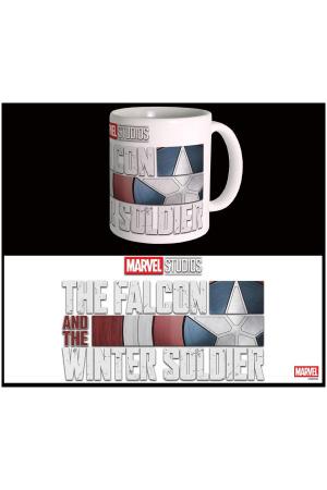 Marvel Mug The Falcon & the Winter Soldier Logo
