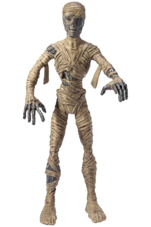 Universal Monsters Bendyfigs Bendable Figure Mummy 14 cm
