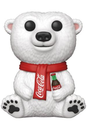 Coca-Cola POP! Ad Icons Vinyl Figure Coca-Cola Polar Bear 9 cm