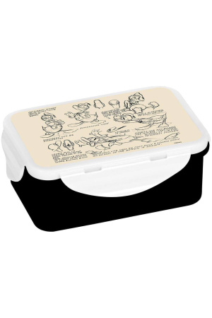Donald Duck Lunch Box Vintage