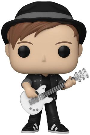 Fall Out Boy POP! Rocks Vinyl Figure Patrick Stump 9 cm