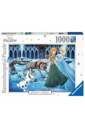 Frozen Jigsaw Collector's Edition Puzzle Anna