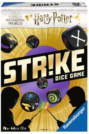 Harry Potter Dice Game Strike
