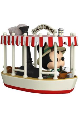 Jungle Cruise POP! Rides Vinyl Figure Skipper Mickey w/Boat 15 cm