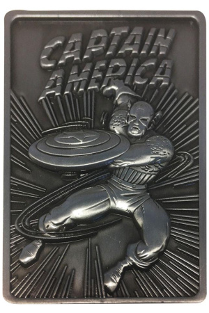 Marvel Ingot Captain America Limited Edition