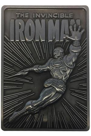 Marvel Ingot Iron Man Limited Edition