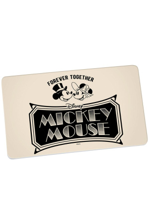 Mickey & Minnie Cutting Board Forever Together