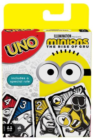 Minions 2 Card Game UNO