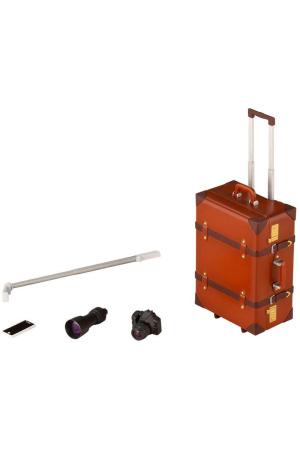 Sousai Shojo Teien Model Kit Accesoory Set 1/10 After School Travel Time 6 cm