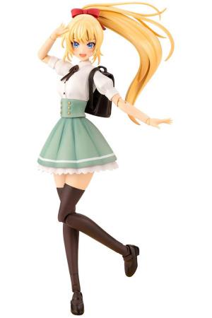 Sousai Shojo Teien Plastic Model Kit 1/10 Ritsuka Saeki High School Summer Clothes 16 cm