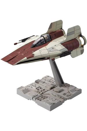 Star Wars Model Kit 1/72 A-Wing Starfighter 10 cm