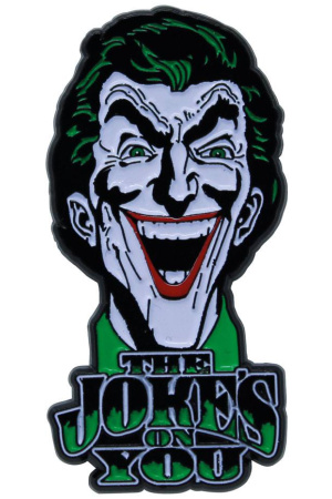 DC Comics Pin Badge The Joker Limited Edition
