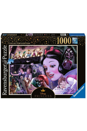 Disney Princess Collector's Edition Jigsaw Puzzle Snow White (1000 pieces)
