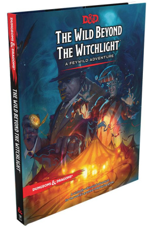 Dungeons & Dragons RPG Adventure The Wild Beyond the Witchlight: A Feywild Adventure english