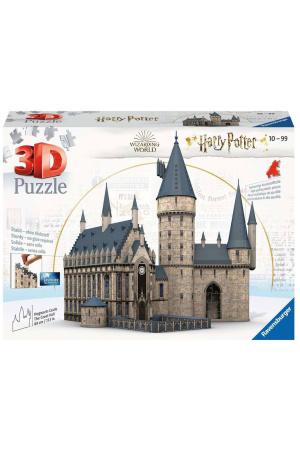 Harry Potter 3D Puzzle Hogwarts Castle: Great Hall (540 pieces)