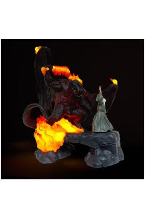 Lord of the Rings LED-USB-Light The Balrog Vs Gandalf 41 cm
