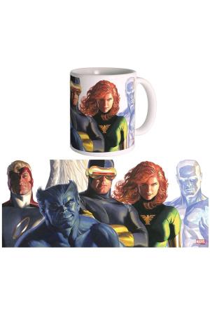 Marvel Mug The X-Men 01 by Alex Ross