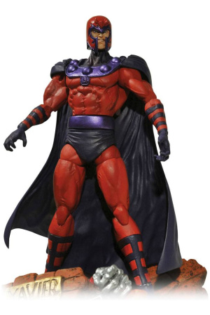 Marvel Select Action Figure Magneto 18 cm