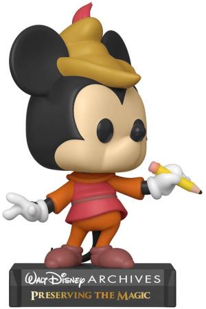 Mickey Mouse POP! Disney Archives Vinyl Figure Tailor Mickey 9 cm