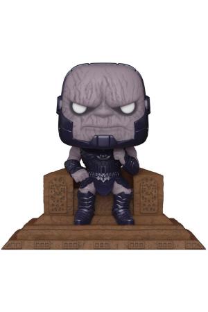 Zack Snyder's Justice League POP! Deluxe Vinyl Figure Darkseid on Throne 9 cm