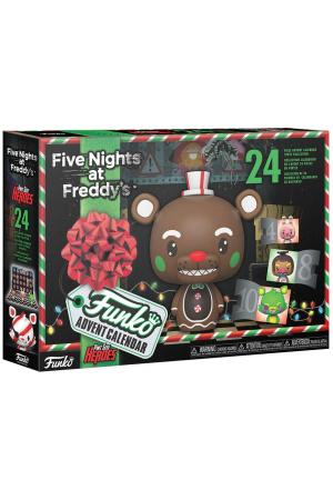 Five Nights at Freddy's Pocket POP! Advent Calendar Blacklight