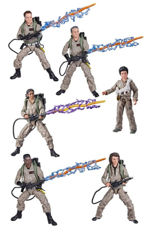 Ghostbusters: Afterlife Plasma Series Action Figures 15 cm 2021 Wave 1 Assortment (8)