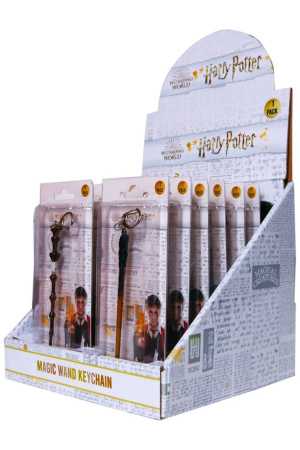 Harry Potter Keychains Assortment A Display (12)