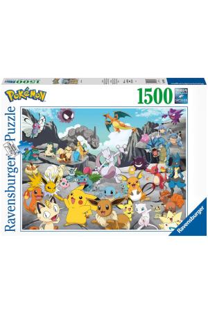 Pokémon Jigsaw Puzzle Pokémon Classics (1500 pieces)