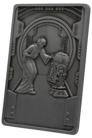 Star Wars Iconic Scene Collection Limited Edition Ingot My Only Hope