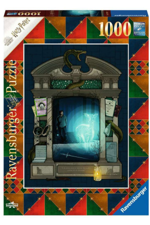 Harry Potter Jigsaw Puzzle Harry Potter and the Deathly Hallows - Part 1 (1000 pieces)