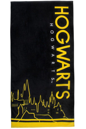 Harry Potter Towel Hogwarts 140 x 70 cm