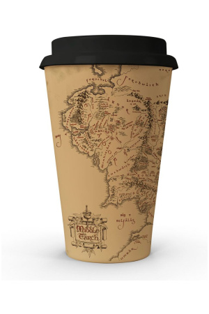 Lord of the Rings Coffee Cup Middle Earth